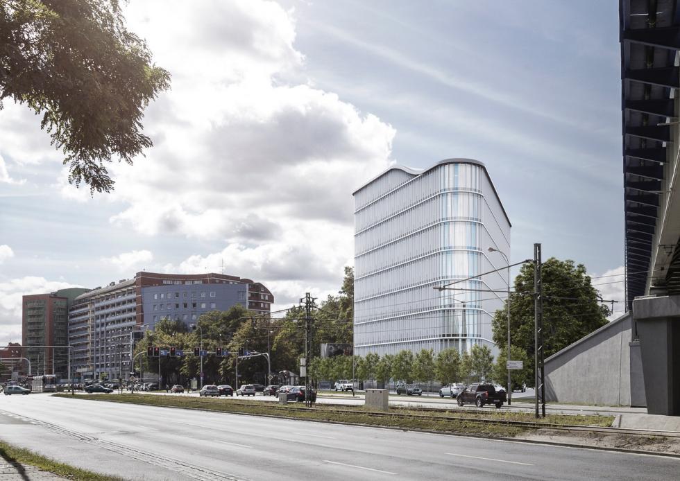 Na Starym Mieście ruszyła budowa nowoczesnego biurowca