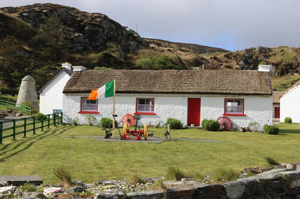 Irlandzka whisky, irlandzkie piwo ikoniczynki, czyli witamy wIrlandii