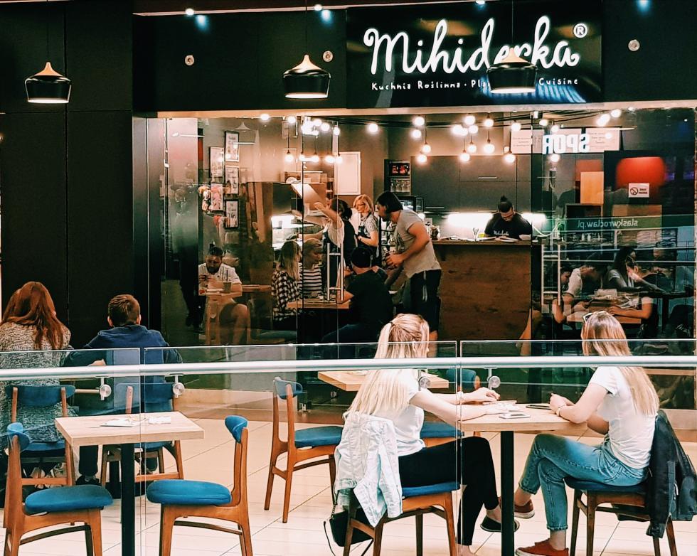 Nowa restauracja zkuchnią roślinną wArkadach Wrocławskich