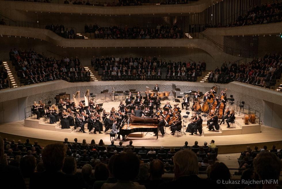 Filharmonia Wrocławska NFM w Elbphilharmonie