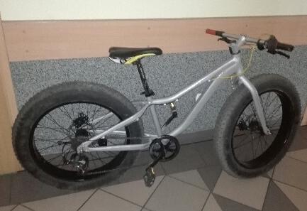 Policjanci zKruszyna odzyskali rower