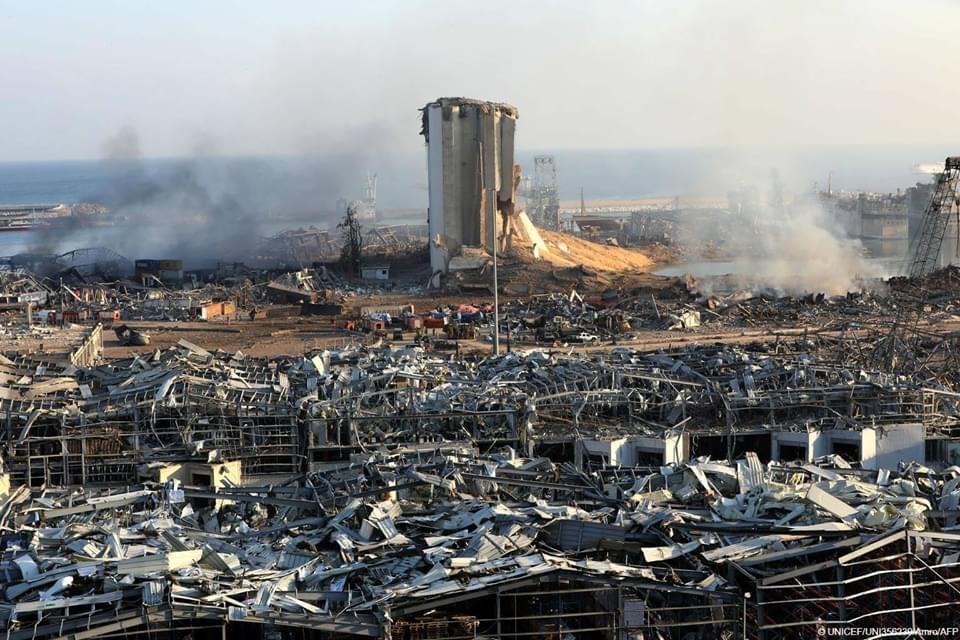 Liban po eksplozji zBejrucie. Potrzebna pomoc – relacja Fundacji ADRA Polska - zobacz zdjęcia