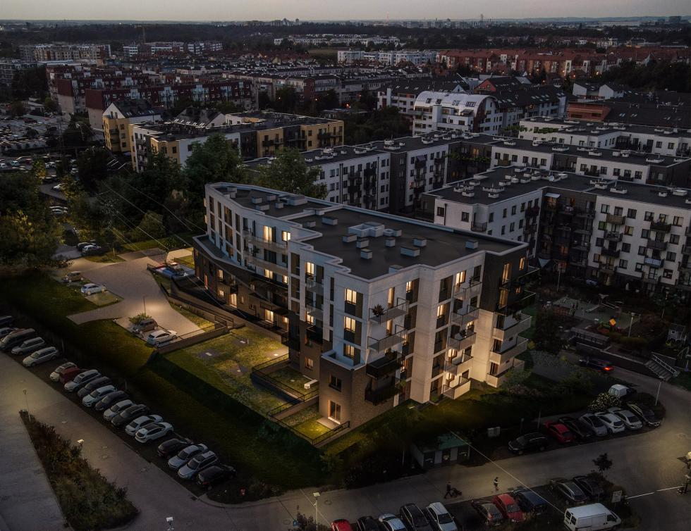 Mist House – nowa inwestycja Develii na wrocławskich Krzykach