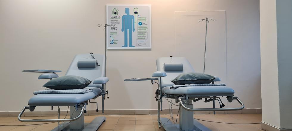 Pierwsza stacja ETZ dla pacjentów zchorobami rzadkimi wwojewództwie dolnośląskim