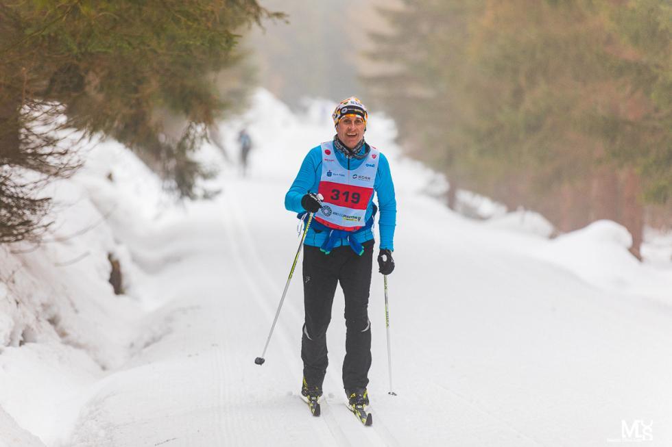 Największy bieg narciarski wPolsce wwyjątkowej formule - 45 Bieg Piastów solo